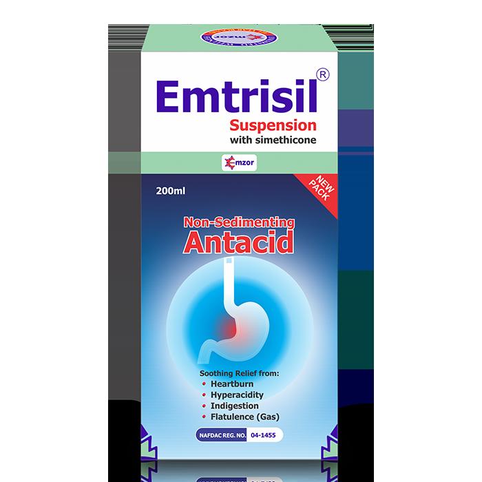 EmtrisilSuspension Image