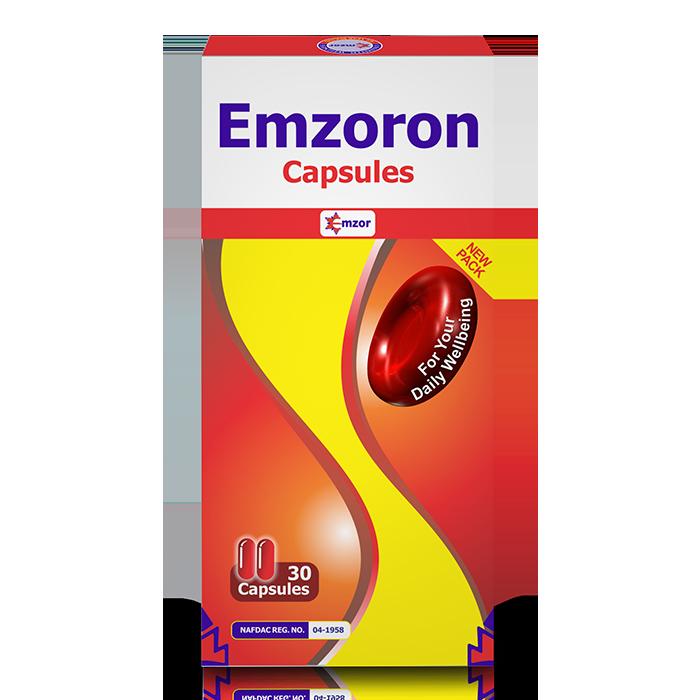 EmzoronCapsules *30 Image