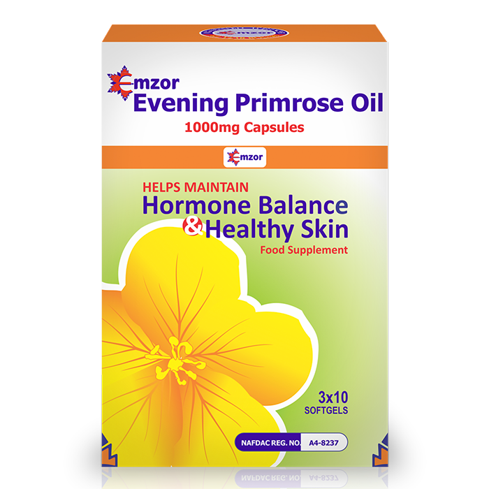 Evening Prime Rose Oil  1000mg Soft Gel 3*10  Image