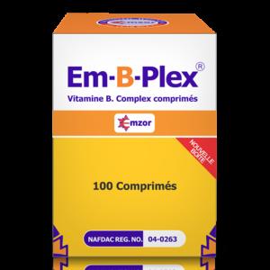 Em-B-Plex Tab *100 Image