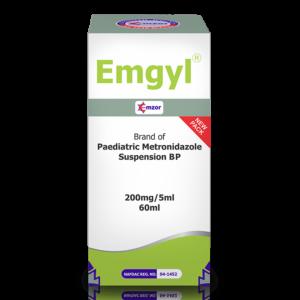 Emgyl(Metronidazole 200Mg)Susp Image