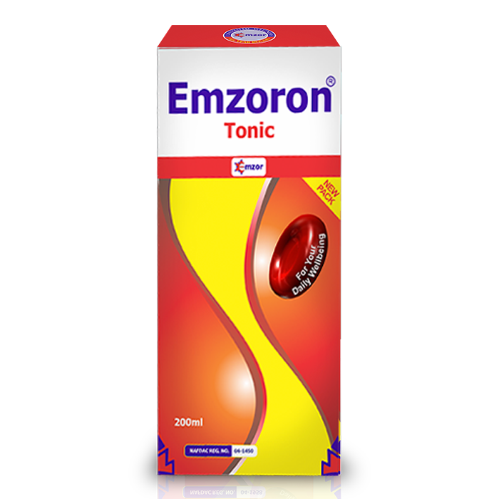 Emzoron Tonic 200ml  Image