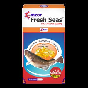 Fresh Seas 1000 mg 2*15 Image