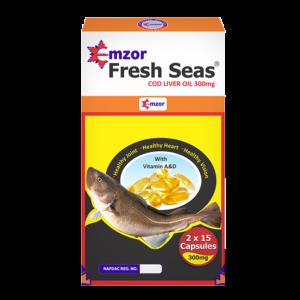 Fresh Seas 300 mg 2*15 Image