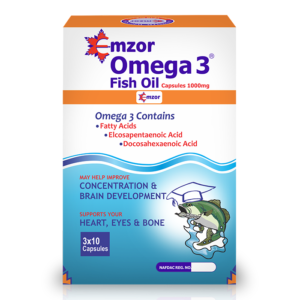 Omega 3 Fish Oil 3*10 Image