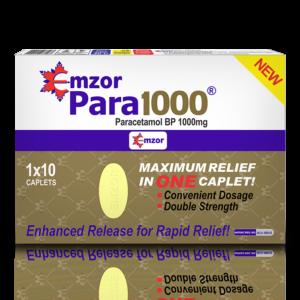 EmzorPara 1000mg 1*10 Image