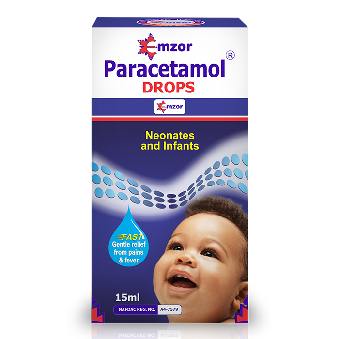 EmzorParacetamol Drop 15ml Image