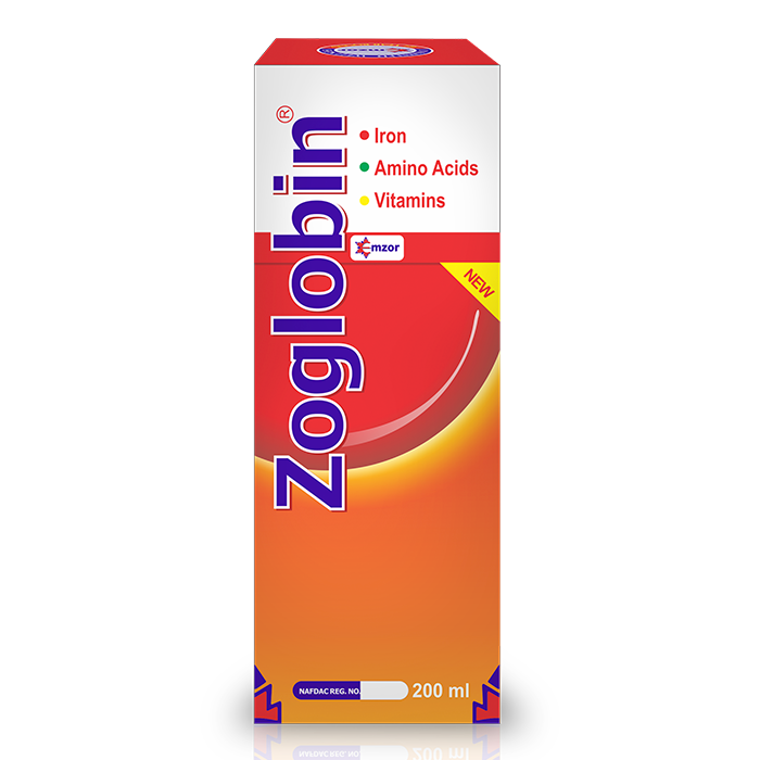 ZoglobinSyrup Image