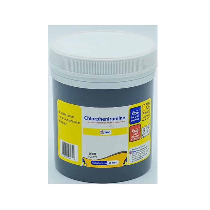 Chlorpheniramine *1000 Image