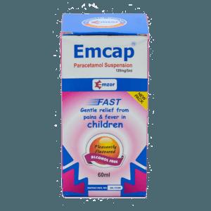 EmcapSuspension - 60ml Pack Image