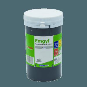 Emgyl200mg Tablets *1000 Image