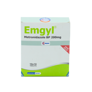 EmgylTablets Blister 200mg 10*10 Image