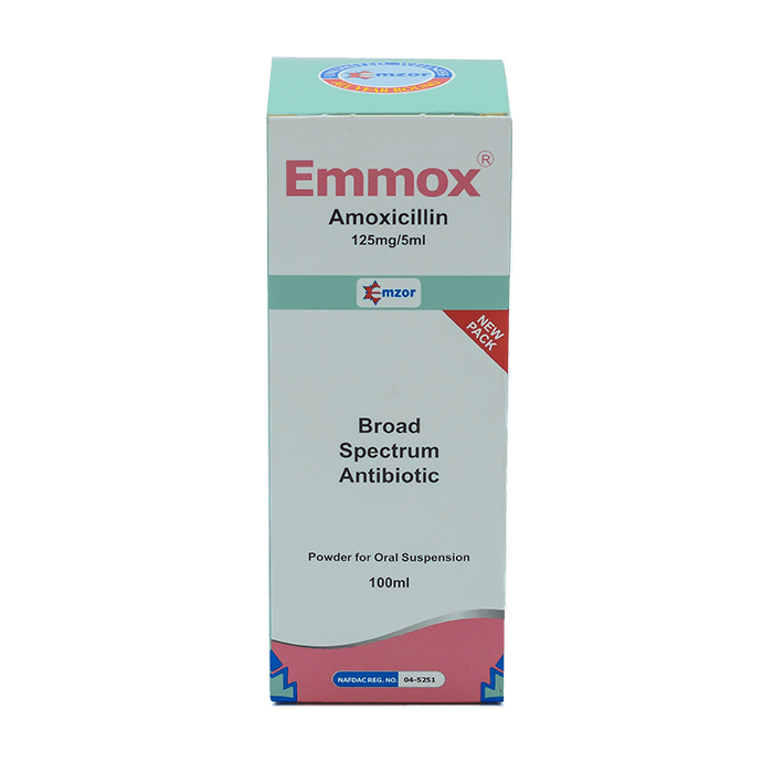 EmmoxSuspension 100ml Image
