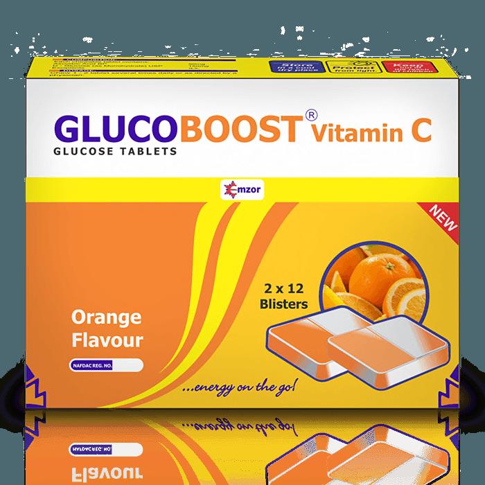 GlucoBoost Vitamin C Image