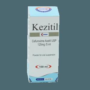 Kezitil(Cefuroxime)Suspension100ml Image