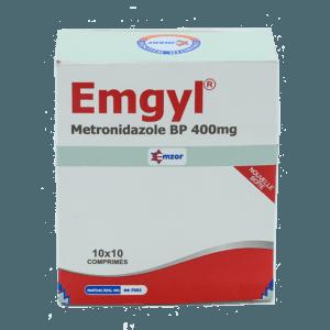 EmgylTablets Blister 400mg 10*10 Image