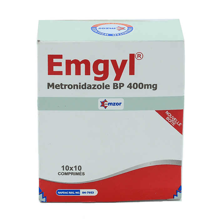 Emgyl Tablets Blister 400mg 10*10  Image