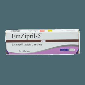 EmZipril-5 Image