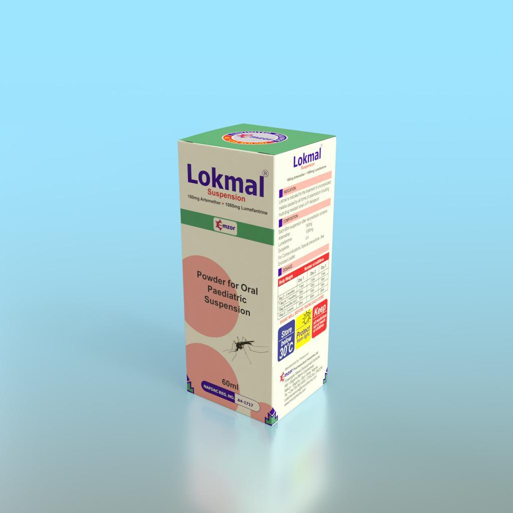 LokmalSuspension *60ml Image