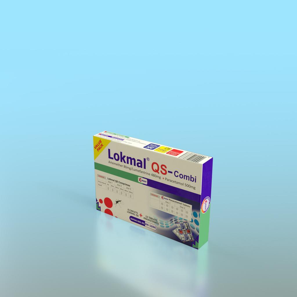 Lokmal QS-Combi Image