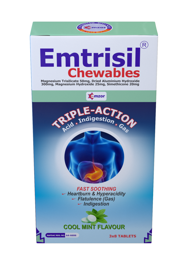 EmtrisilChewablesTab 3*8 Image