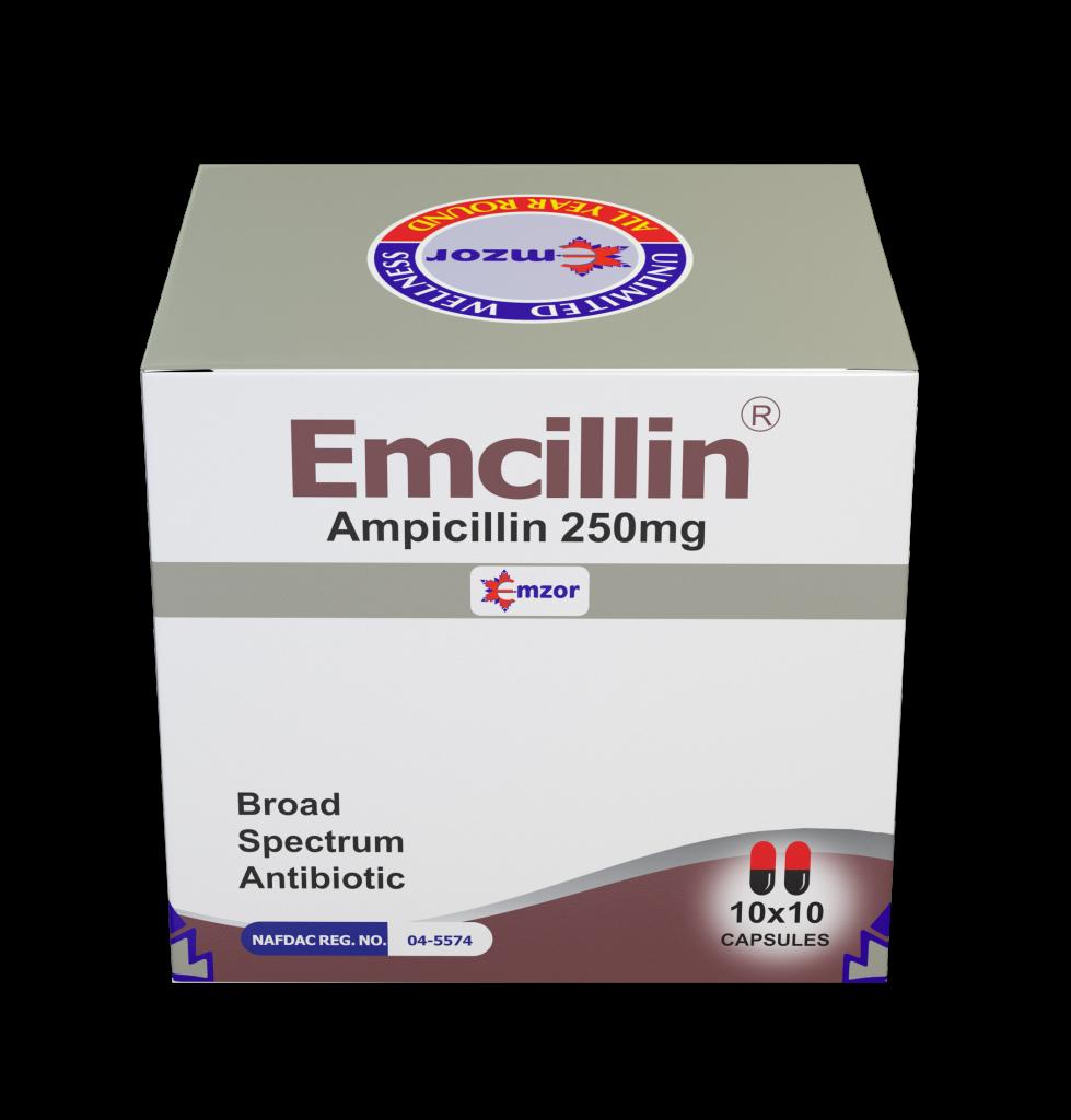 EmcillinCapsules 10*10 Image