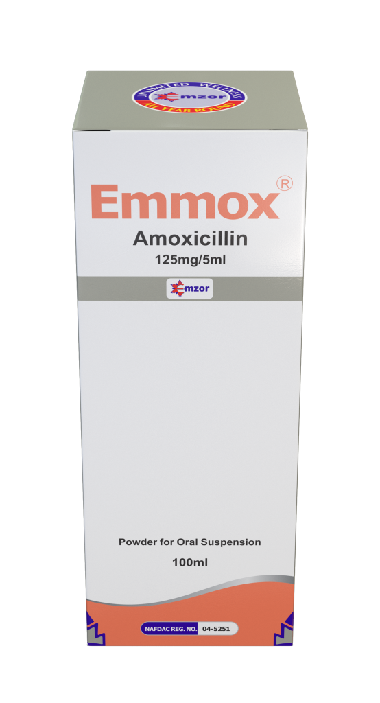 Emmox Suspension 100ml  Image