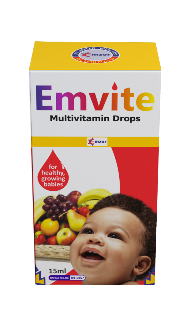 Emvite Drops *15ml  Image